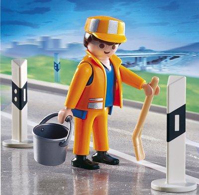 PLAYMOBIL® 4682 - Special Straßenbauarbeiter