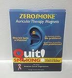 Dejar de fumar Detener Patch Zerosmoke auricular para dejar de Magnetoterapia acupresión del oído del imán la atención sanitaria Producto