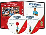 Grow Young Fitness Chair Exercises for Seniors - Two Disc Weight Loss DVD - Simple Safe Effective Weight Loss Workout DVD for Elderly