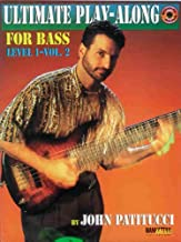 Ultimate Play-Along for Bass, Vol 2: Level 1, Book & 2 CDs