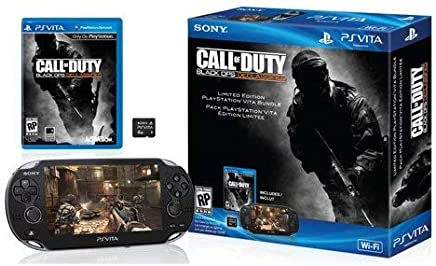 Amazon com: PlayStation Vita Call of Duty Black Ops