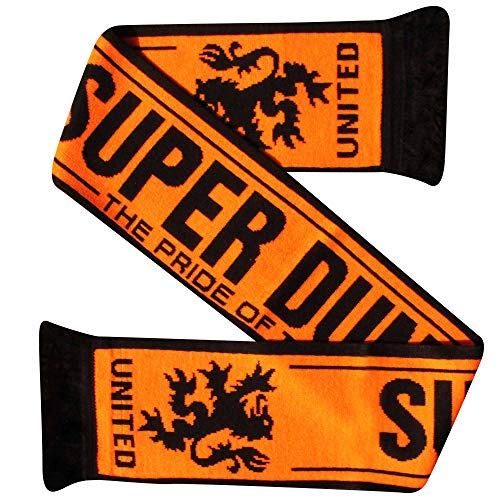 Dundee United Crest Football Fans Scarf