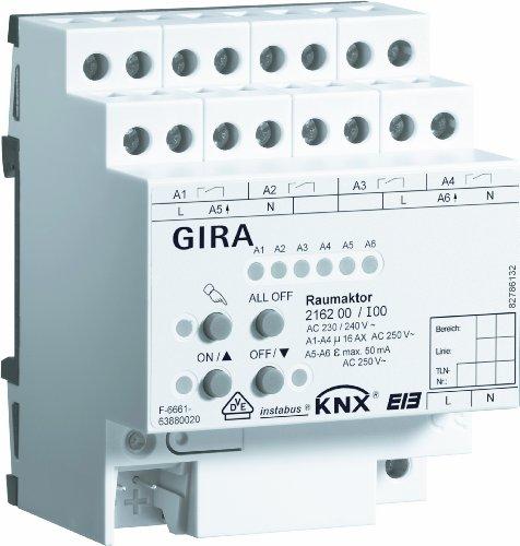 Gira 216200 Raumaktor KNX EIB REG
