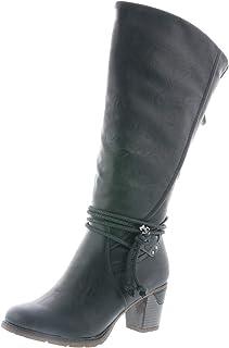 Rieker Damen Stiefel 96059, Frauen Stiefel