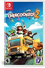 Overcooked 2 Nintendo Switch by Team 17