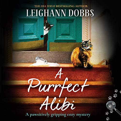 A Purrfect Alibi cover art