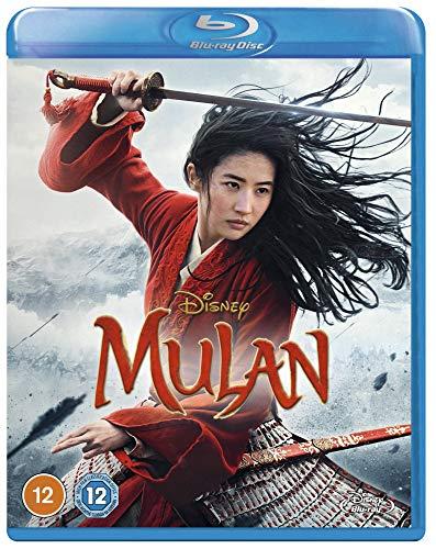 Mulan (L/A) BD [Blu-ray] [UK Import]