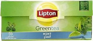 Lipton Green Mint, 25 Tea Bags