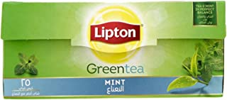 Lipton Green Mint, 25 Tea Bags
