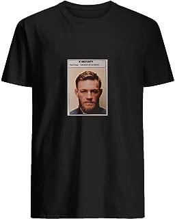Best conor mcgregor mugshot shirt Reviews