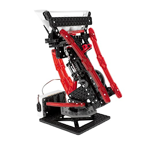 Vex Robotics - Lanzador de Bolas robótizado