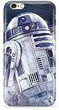 Ert Group SWPCR2D120 Star Wars Cubierta del Teléfono Móvil, R2D2 001, Iphone 6/6S