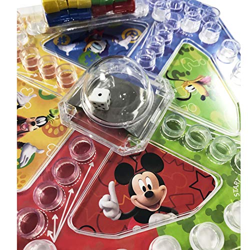 Disney Mickey Mouse Pop up Game