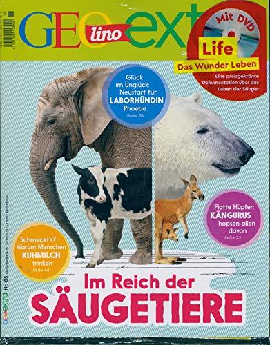 GEOlino Extra mit DVD 85/2020