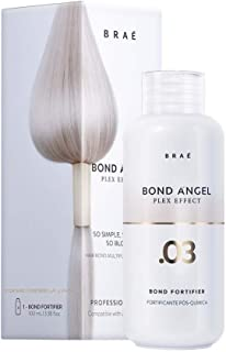 Bond Angel - Bond Fortifier 3.38 fl.oz Home Care Treatment - Seals the Hair Bonds Recovery Process - Ensures Maximum Beauty, Luminosity and Integrity for the Hair