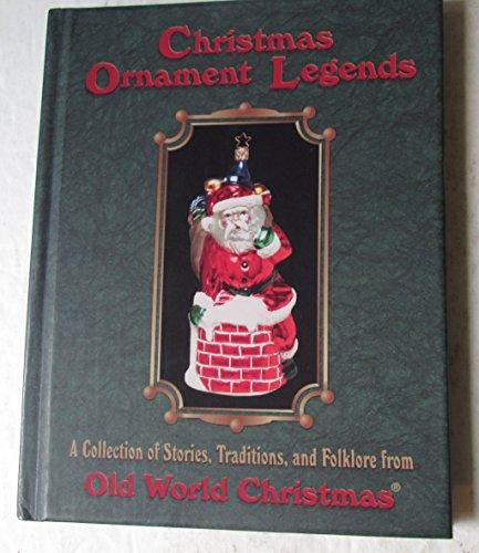 Enfeite de Natal Legendas: Uma coleção de histórias, tradições e folclore do Velho Mundo
