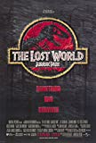 The Lost World: Jurassic Park 2 Movie Poster (68,58 x