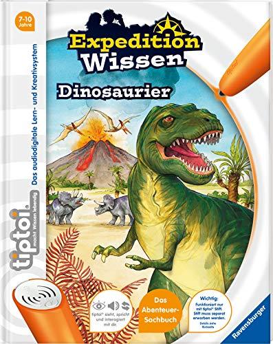 tiptoi® Dinosaurier (tiptoi® Expedition Wissen)