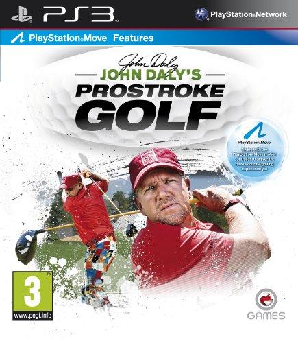 John Daly's ProStroke Golf (PS3) [UK IMPORT]