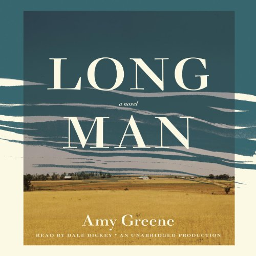 Long Man audiobook cover art