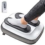 GRIDINLUX | Ejercitador de Piernas | TRAINER LEGS | Gimnasia Pasiva | Mando a Distancia | Altura Regulable | Intensidad Ajustable | Fácil de usar