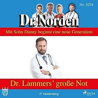 Dr. Lammers' große Not Titelbild