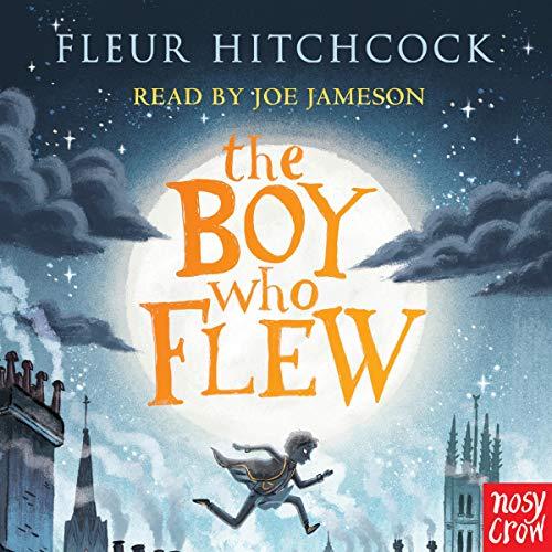 Couverture de The Boy Who Flew