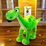 The Good Dinosaur Movie Arlo Farcito Bambola Peluche Animali Morbidi Giocattoli Figuras Regalos (35CM)