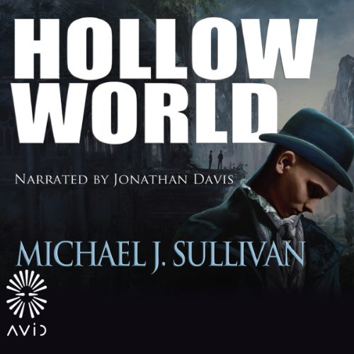 Hollow World audiobook cover art