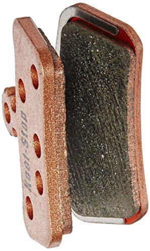 Kool Stop Disk Brake Pads Sintermetall X0 Trail, Elixir 7/9, SRAM Guide R/RS/RSC Bremsbeläge, braun, One Size