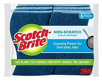Best scrub sponges scotch brite Reviews
