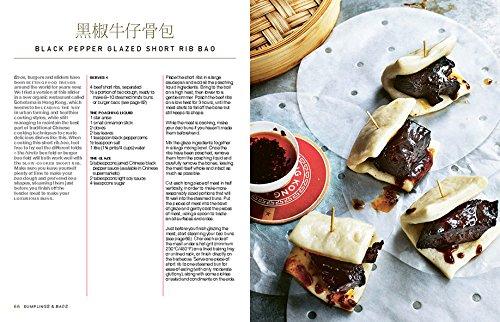 Hong Kong Diner: Recipes for Baos, Hotpots, Street Snacks and More