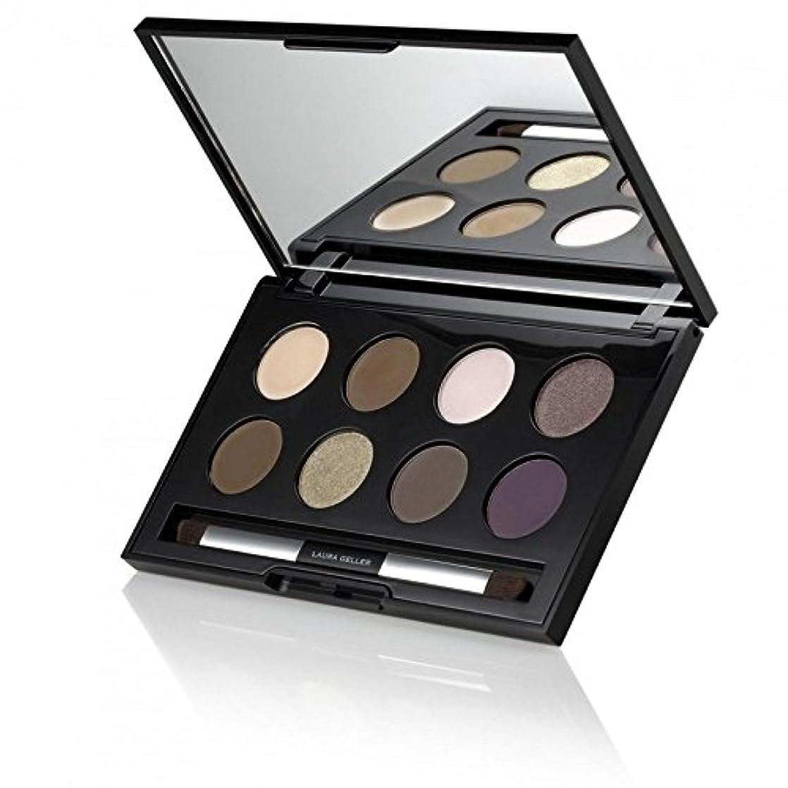 アラブサラボサーカス多様性Laura Geller Creme Glaze Baked Eyeshadow Palette With Double-Ended Brush (Pack of 6) - ローラ?ゲラーは、ダブルエンドブラシで焼いたアイシャドウパレットを釉薬 x6 [並行輸入品]