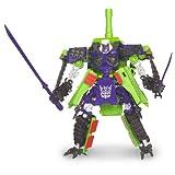 Transformers Generaciones Asia Exclusive Voyager Megatron