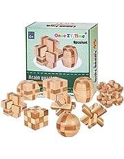 立体パズル 木製 3Dパズル 知恵玩具