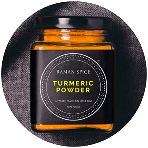Raman Spice Turmeric Powder 50gm | Premium Quality Turmeric Powder | 100% Natural