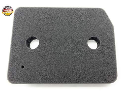 Filter für Miele 9164761 Trockner Wärmepumpentrockner | Fein-Grob | 207 x 157 x 30mm | Schwammfilter Filtermatte Kondenstrockner | Made in Germany Fusselfilter Schaumstoff Schaumfilter Sponge