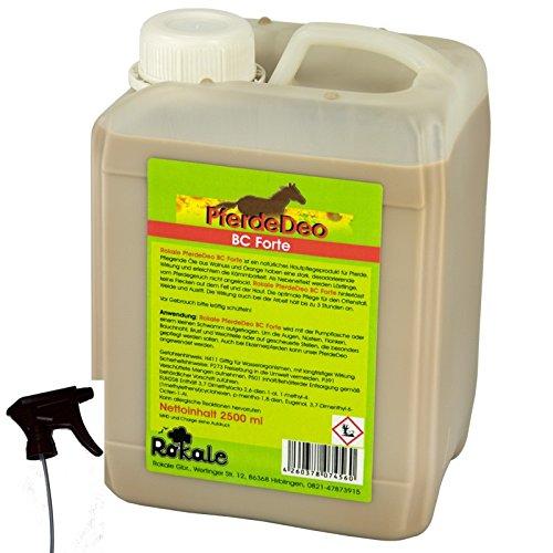Rokale Bremsenclean 2500 ml PferdeDeo BC forte mit Sprühflasche