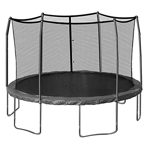 Skywalker Replacement Trampoline Net for 15 ft Round, 6 Pole - NET ONLY, no Poles Included