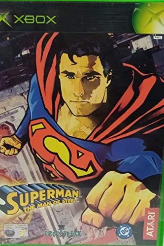 Atari 0037 Superman The Man of Steel Xbox