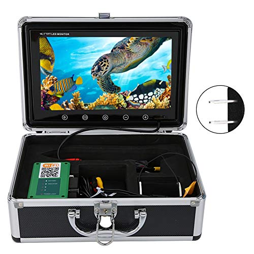 Boquite Waterproof Wireless Fishing Camera, LED WiFi Camera, 100-240V...