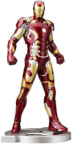 Avengers 2 Age of Ultron ArtFX Figur Statue: Iron Man Mk XLIII 43 (30 cm)