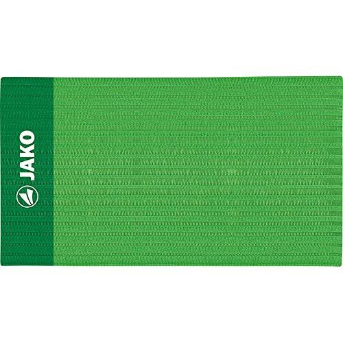 JAKO Kapitänsbinde Classico Brazalete de capitán, Unisex Adulto, Verde Claro, 35 x 9.0 cm