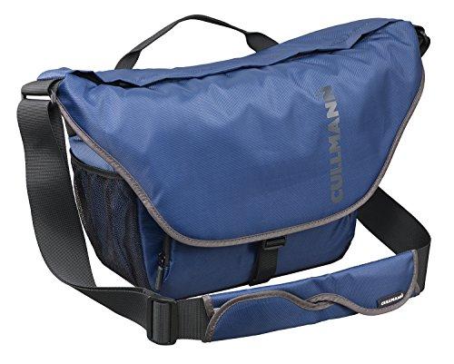 CULLMANN Madrid Sports Maxima 325+ Bolsa para cámaras/Tableta 280 x 200 x 110 mm Azul Oscuro/Gris