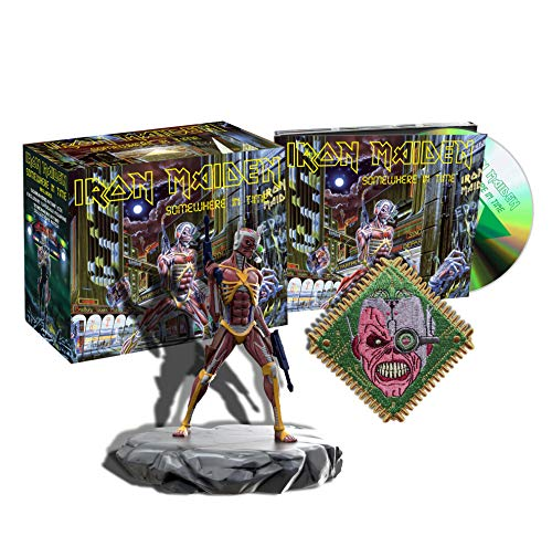Iron Maiden - Somewhere In Time (Collectors) (Figura) (CD)