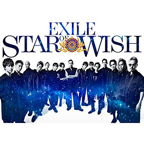 [Album]STAR OF WISH – EXILE[FLAC + MP3]