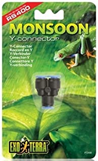 Exo Terra Extension Coupling for Monsoon RS400 High-Pressure Rainfall System