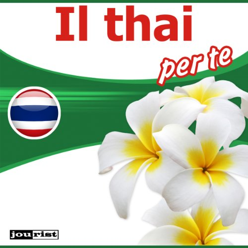 Il thai per te audiobook cover art