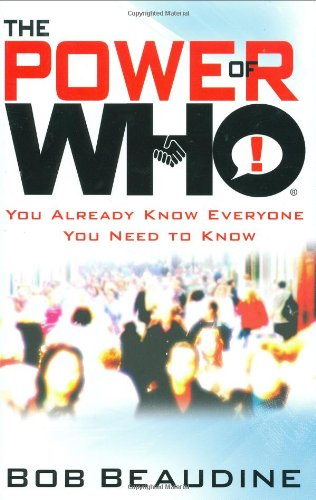 Download The Power of Who 1599951533