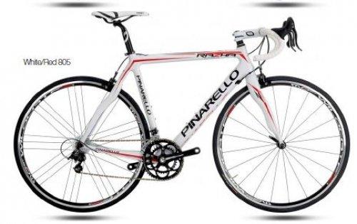 Pinarello vélo de course razha Campagnolo Veloce roues Most Linx TG. 47